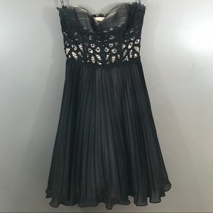 ❌Sold❌ Betsey Johnson Evening Strapless dress